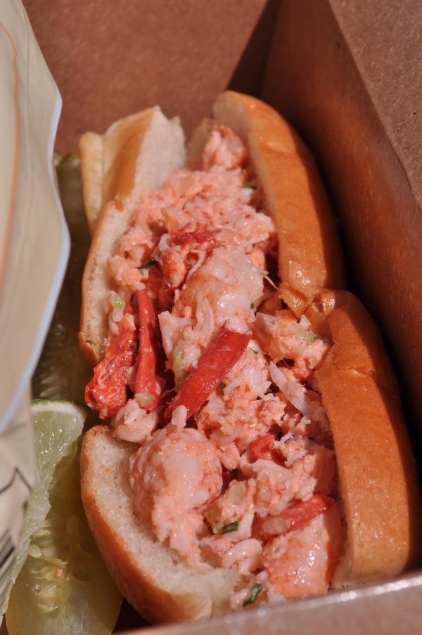 Buster's Lobster Roll