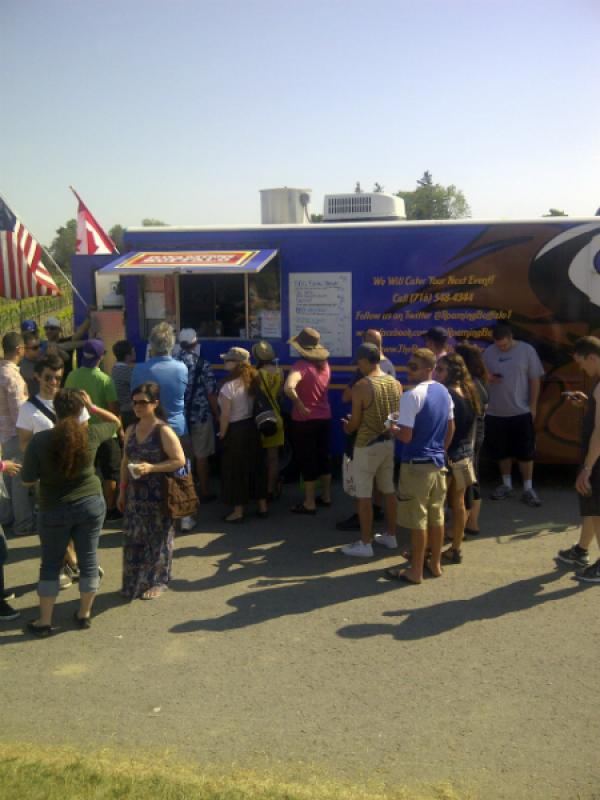 Peller Estates Food Truck Eats